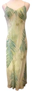 Maxi Dress by Catherine Malandrino Bias Cut Slip Silk