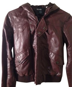 BDG Burgundy Jacket