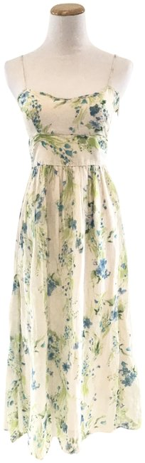 Preload https://item1.tradesy.com/images/zara-whitemulti-floral-print-mid-length-casual-maxi-dress-size-4-s-1334485-0-2.jpg?width=400&height=650