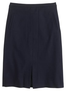 J.Crew J. Crew Tag New Skirt Navy