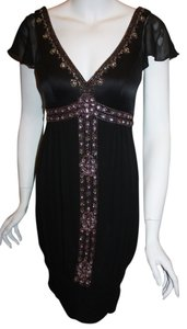 Sue Wong Jeweled Evening Glamorous Stylish Feminine Dress