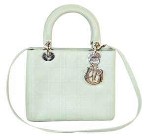 b59c83c2ea0f Green Dior Bags - Up to 90% off at Tradesy
