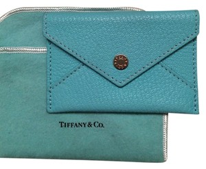 Tiffany & Co. Tiffany & Co. Textured Leather Envelope Wallet - NWT