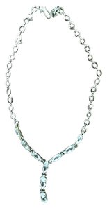 Swarovski Crystal and Silver necklace