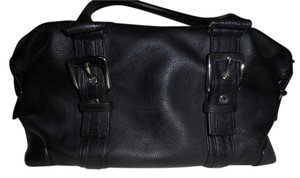 Express Satchel in Black