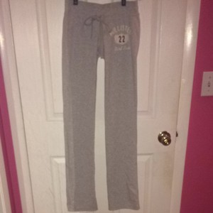 Hollister Yoga Flare Pants Grey