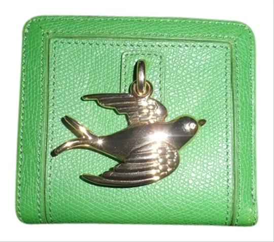 Preload https://img-static.tradesy.com/item/1334832/juicy-couture-green-sparrow-bird-charm-mini-wallet-0-0-540-540.jpg