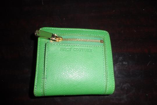 Juicy Couture Juicy Couture Sparrow Bird Charm mini wallet