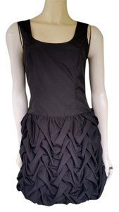 Express Silky Pinched Tank Dress