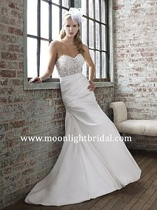 Moonlight Bridal J6260 Wedding Dress
