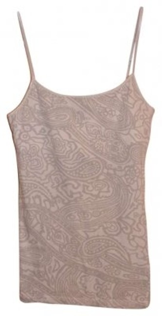 Preload https://img-static.tradesy.com/item/133494/aeropostale-white-abstract-paisley-printed-camisole-tank-topcami-size-8-m-0-0-650-650.jpg