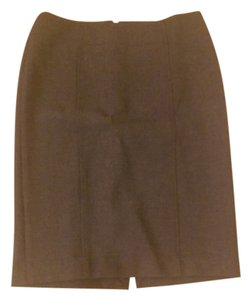 Ann Taylor LOFT Skirt Dark Brown