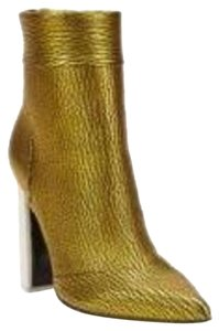 3.1 Phillip Lim Gold Boots