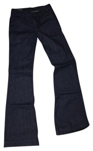 Citizens of Humanity Designer Dressy Denim Trouser/Wide Leg Jeans-Medium Wash