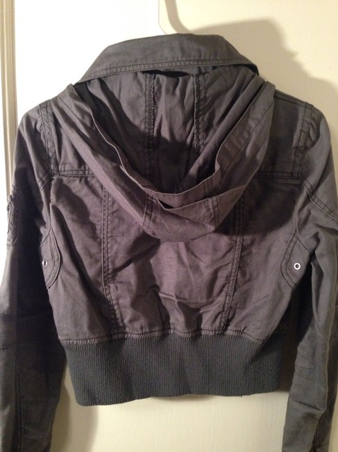 Streetwear Society Gray Jacket