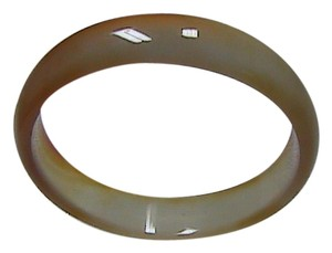 Other Gorgeous Child Agate Focal Bangle