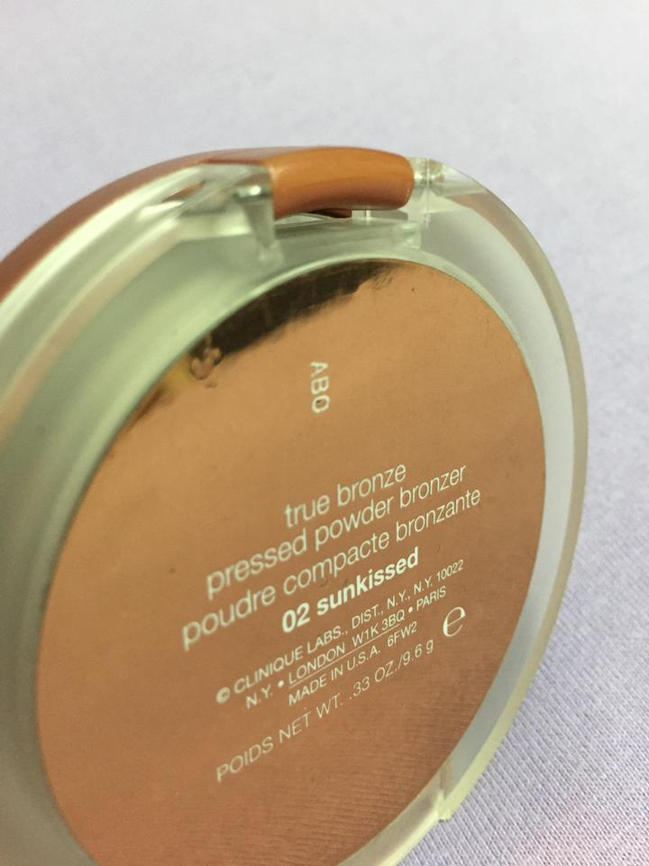 True Bronze Pressed Powder Bronzer by Clinique #21