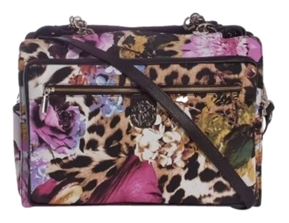 Roberto Cavalli Multi Color Diaper Bag