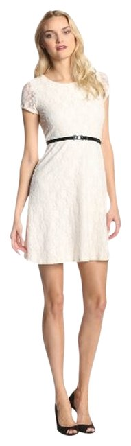 Preload https://item3.tradesy.com/images/star-vixen-ivory-women-s-short-sleeve-lace-skater-s-above-knee-night-out-dress-size-4-s-1336207-0-0.jpg?width=400&height=650