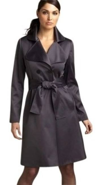 Preload https://item2.tradesy.com/images/elie-tahari-concrete-all-weather-belted-trench-coat-size-6-s-133621-0-0.jpg?width=400&height=650