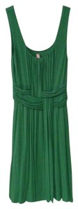 Bailey 44 short dress green Soft Comfortable on Tradesy