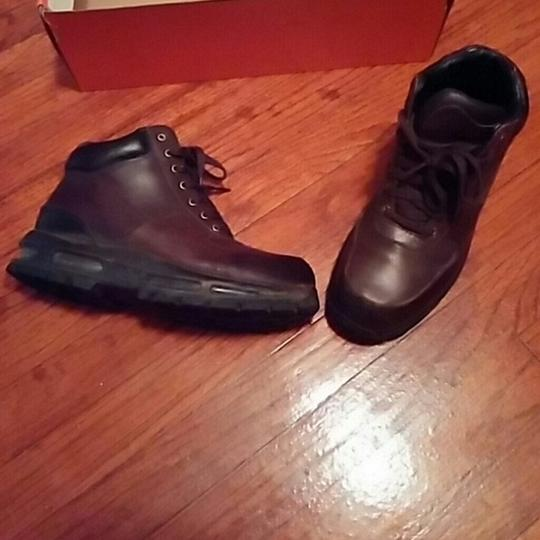 Nike Acg Goadome Leather Comfortable brown Boots