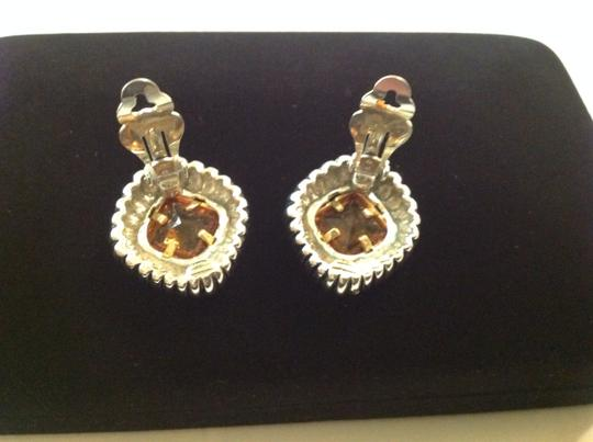 Other Vintage Set of Earrings and Pendant