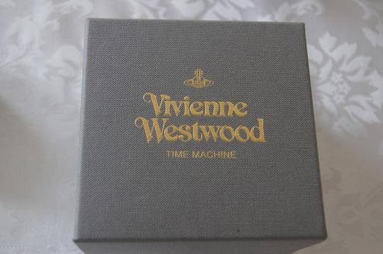Vivienne Westwood Womens Blue and Colorful Dial Watch