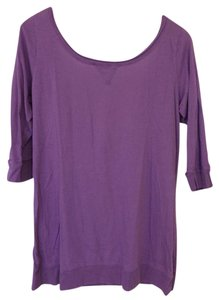 Stephanie B. T Shirt Purple