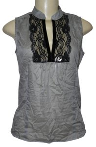 Mossimo Top Gray