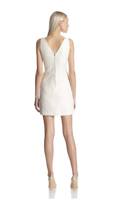 Ted Baker short dress Cream on Tradesy