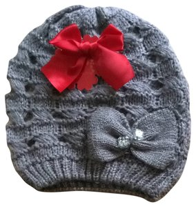 Apartment 9 Gray Sequined Beanie
