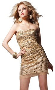 Tony Bowls Short Dress