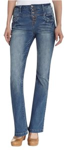 WallFlower High Waisted Flare Leg Jeans