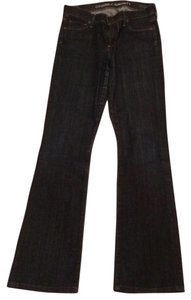 Citizens of Humanity Boot Cut Pants Dark blue