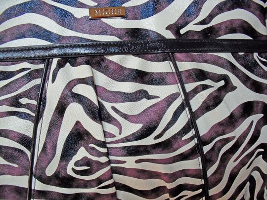 MICHE Magnetic Interchangeable Shell Prima Satchel in purple