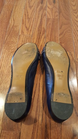 Fendi Blue & black Flats