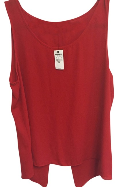 Preload https://item1.tradesy.com/images/express-red-tank-topcami-size-12-l-13374130-0-1.jpg?width=400&height=650