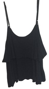 Lovers + Friends Top Black