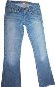 Abercrombie & Fitch Stretch Boot Cut Jeans-Medium Wash