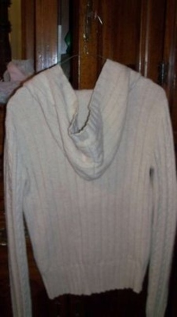 Hollister Hooded V Neck L Sweater