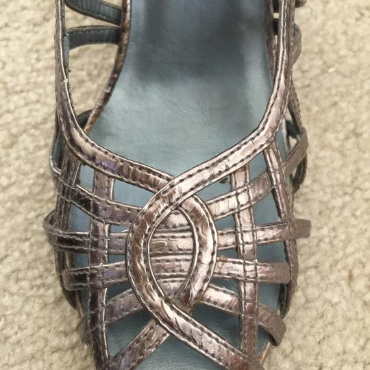 Forever 21 silver copper Wedges