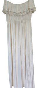 Cream Maxi Dress by L*Space