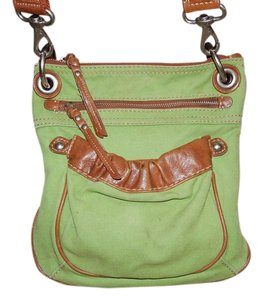 Fossil Messenger Cross Body Bag