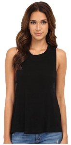 Free People Top black/gray