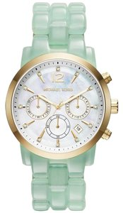 Michael Kors Michael kors MK6311 Women's Ritz Gold Analog Watch