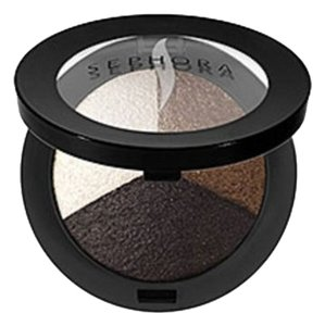Sephora MicroSmooth Baked Eyeshadow Trio COLOR 13 Cosmic Flame