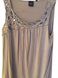 Saks Fifth Avenue Top Grey