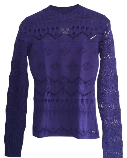 Preload https://item5.tradesy.com/images/catherine-malandrino-blue-cadet-jackie-sweaterpullover-size-4-s-13377004-0-1.jpg?width=400&height=650