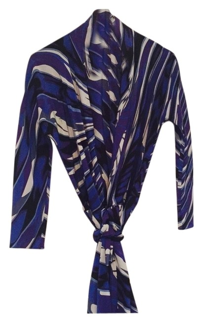 Preload https://item5.tradesy.com/images/emilio-pucci-black-purple-and-white-mid-length-short-casual-dress-size-6-s-13377154-0-1.jpg?width=400&height=650